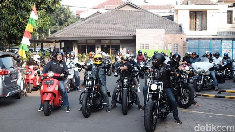 Foto: Komunitas Sporster Indonesia