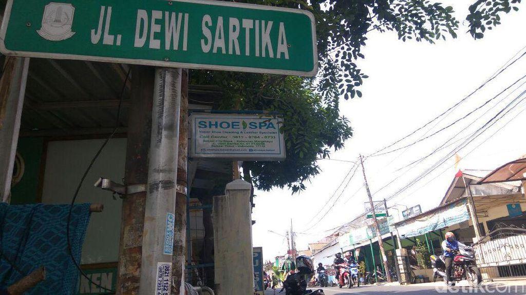 Dewi Persik Jadi Nama Jalan di Bekasi, Google Minta Maaf