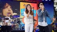 Toni Cornell bersama OneRepublic membawakan 'Hallelujah' pada acara live 'Good Morning America'. Foto: Instagram Chris Cornell