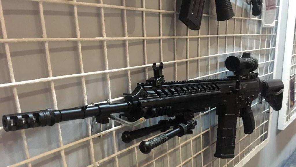 Ini Senjata Laras Panjang Buatan Pindad Pesaing AK-47