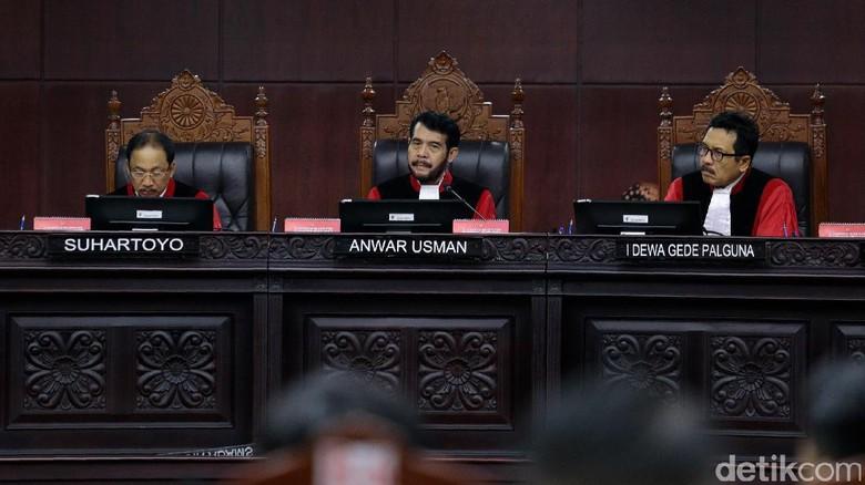 Rekaman Video RDP Pansus Angket dengan KPK akan Dibahas Hakim MK