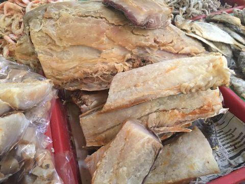ikan asin populer