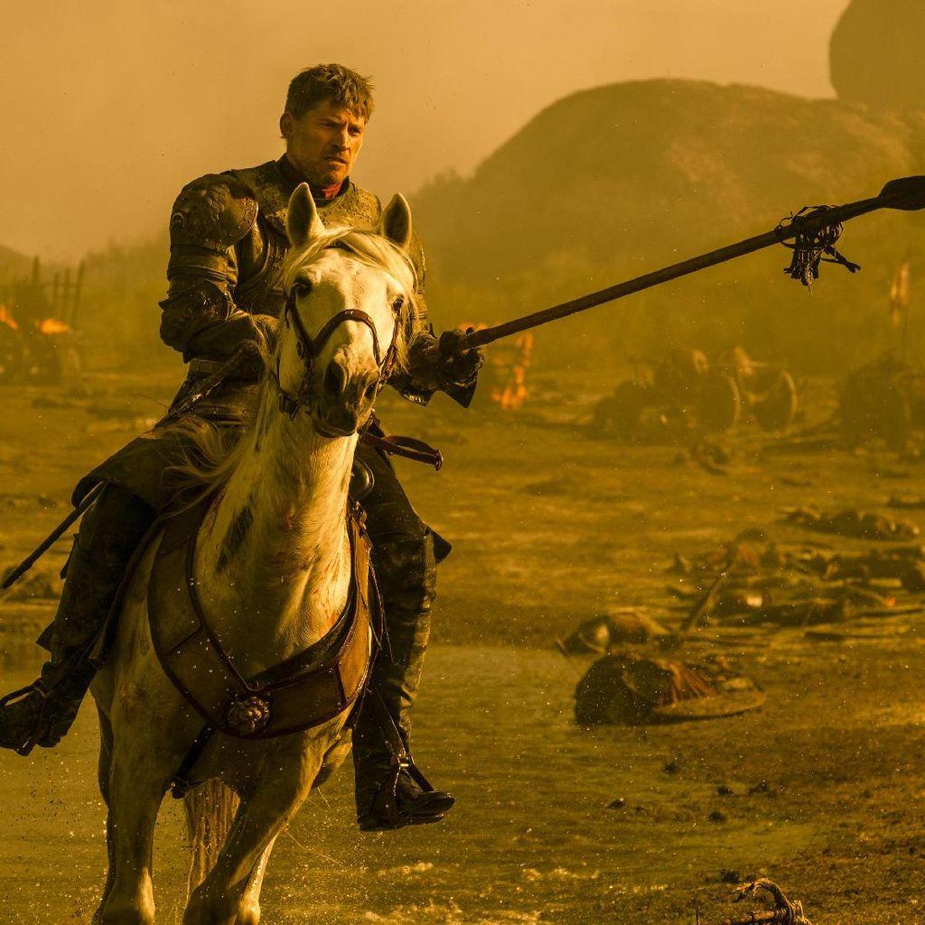 Disebut Jokowi, Ini 5 Fakta Unik Game of Thrones