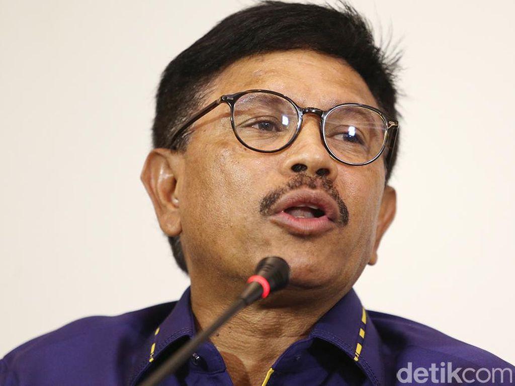 Bareng PD-Gerindra-PKS, NasDem Siap Gulirkan Angket Iriawan