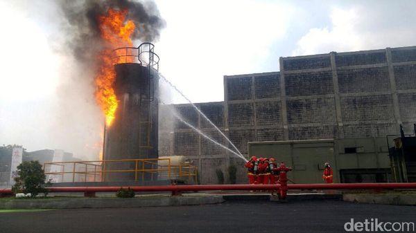 Akademi Penanganan Kebakaran PLTU Pertama Dibuka di Semarang