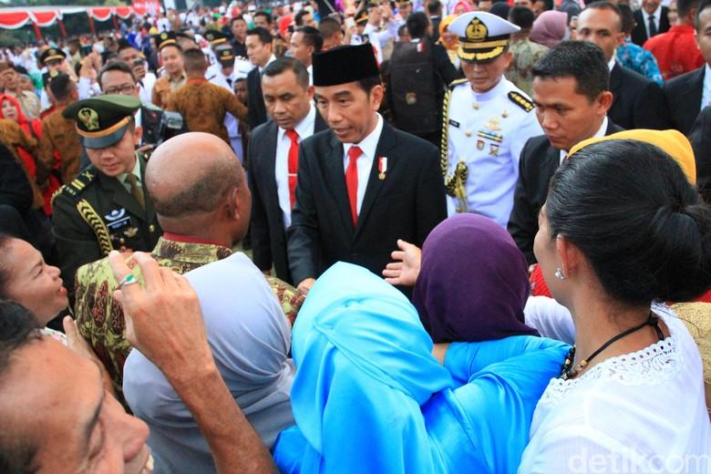 Jokowi: Tak Ada Institusi di Indonesia yang Diktator