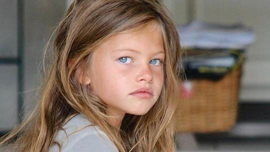 Cantik dari Kecil, Penampilan Thylane Blondeau Si Gadis Tercantik di Dunia