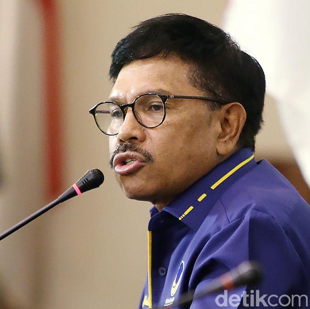NasDem: Kenapa Baru Sekarang Fadli Kritik Dana Kelurahan Jokowi?