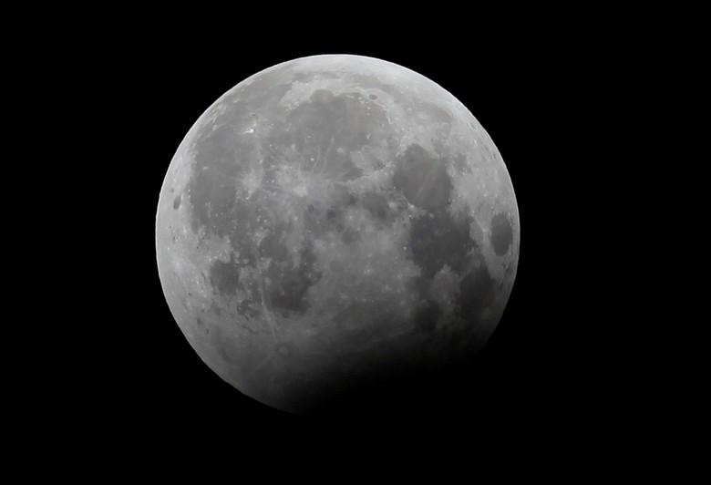Siap-siap, Gerhana Bulan Total Bakal Sapa Indonesia 31 Januari