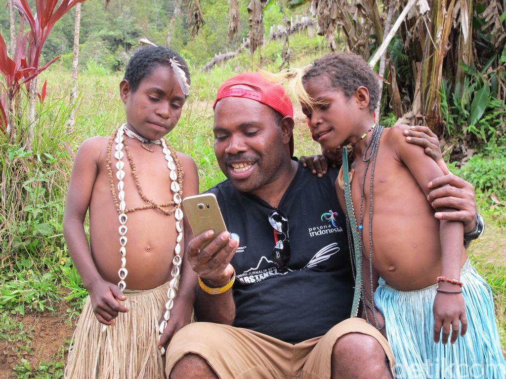 Desa Ugimba di Pedalaman Papua