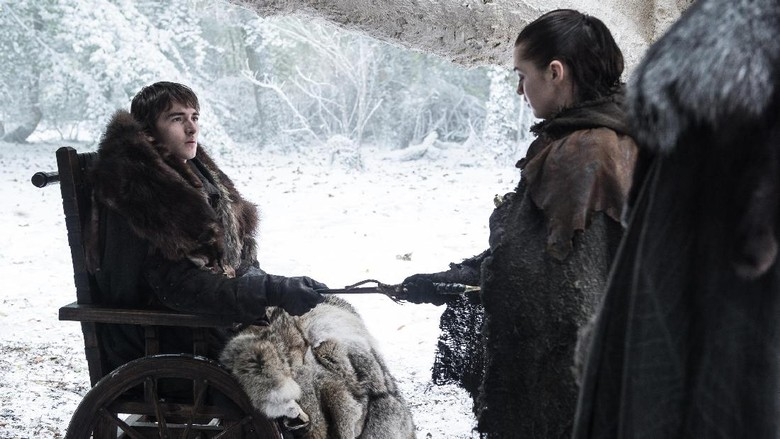 Skrip Game Of Thrones Musim ke-8 Bikin Pemain Emosional