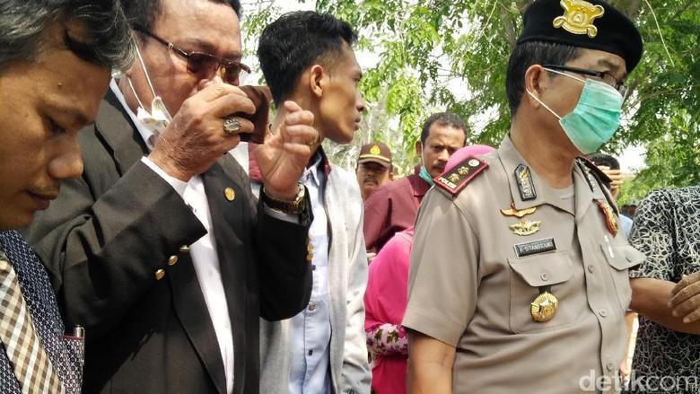 Polisi Beberkan Fakta Pencurian Ampli oleh Pria yang Dibakar Massa