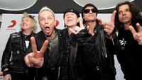 Ngamen Demi Ketemu Scorpions, Mimpi Musisi Jalanan Ini Bakal Terwujud
