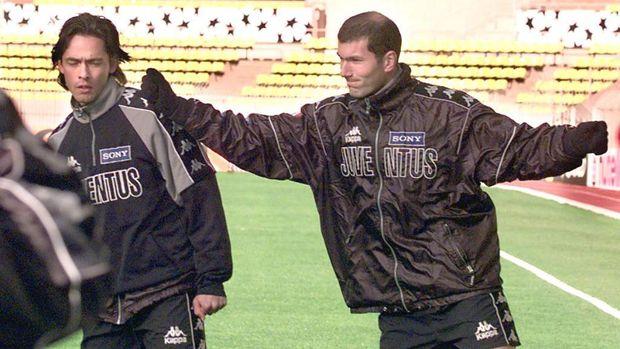 Filippo Inzaghi jadi idola saya ketika masih memperkuat Juventus.