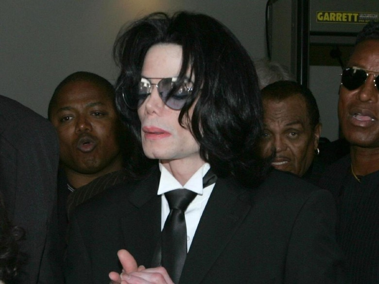 Michael Jackson  Foto: Dok. Getty Images