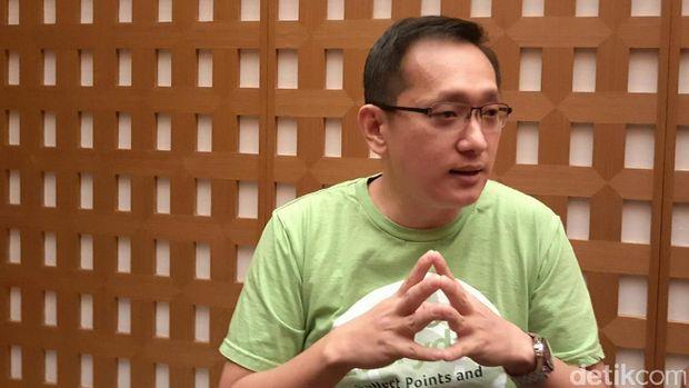 Herbert Ang, Presiden Direktur Acer Indonesia