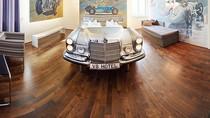 Foto: Ranjang Tidur dari Mobil Mercedes Benz