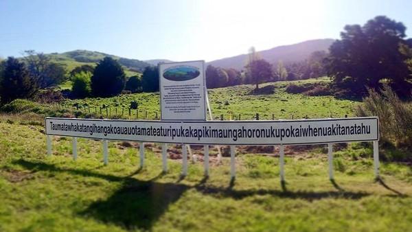 Di sekitarnya pun, terdapat padang rumput dan domba-domba yang sedang mencari makan. Pemandangannya pun sangat khas pedesaan yang asri dan tenang. (Instagram/arranturner_climb)