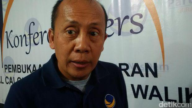 Wakil Ketua Komisi II Saan Mustofa