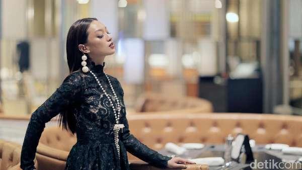 Lebih Dekat dengan Asmara Abigail, Bintang Film Setan Jawa