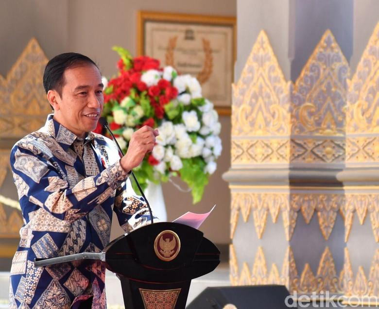 Soal Media Sosial, Jokowi: Kalau Sampaikan yang Positif, Boleh