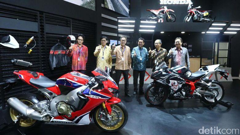 Moge Honda Akan Rilis 10 Juni