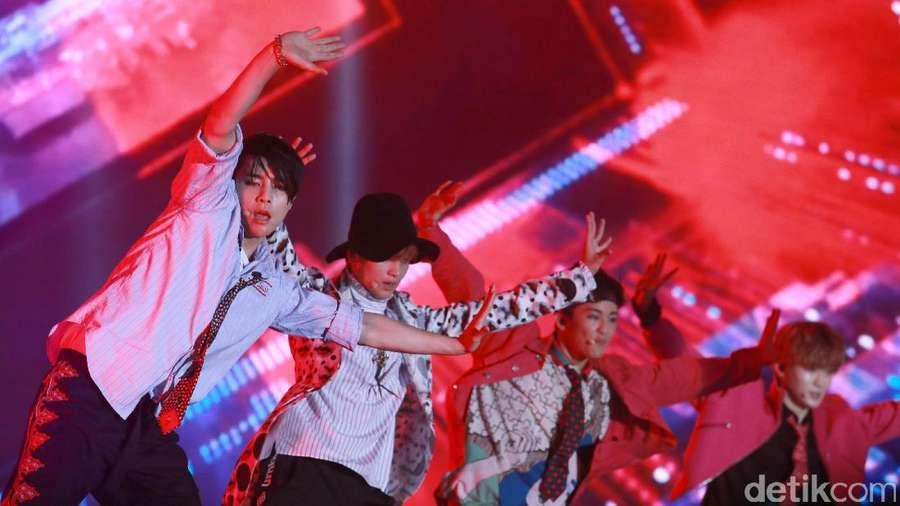 Seru-seruan Bareng NCT 127