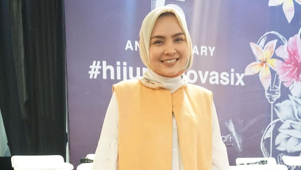 Ria Miranda Ungkap Pelajaran Berharga Usai Pergi Haji