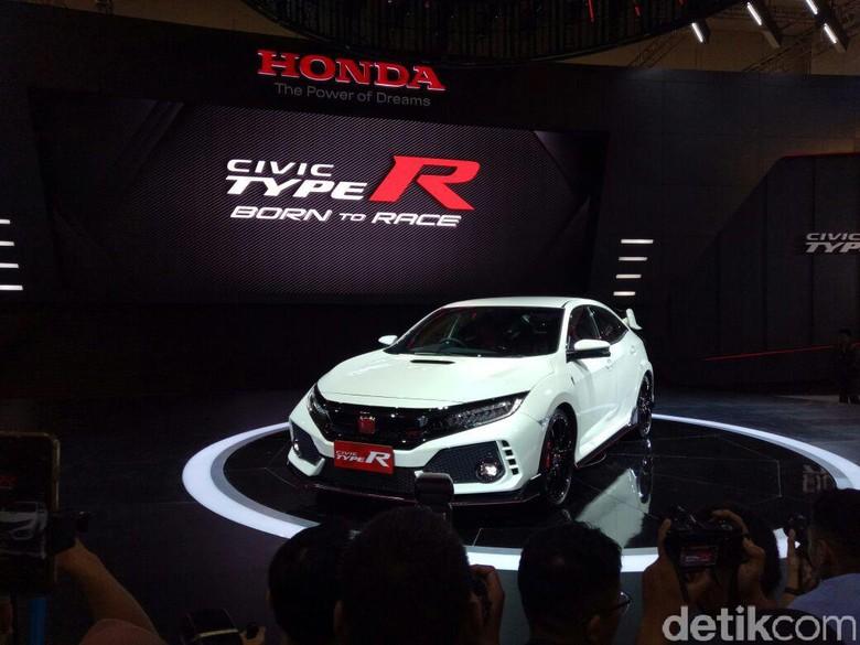Honda Civic Type R. Foto: Rangga Rahadiansyah