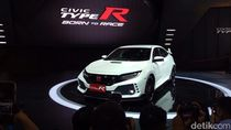 Honda Civic Type R Tercepat di Sirkuit Terkenal Eropa