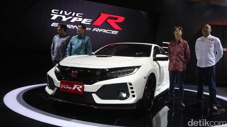 Honda Civic Type R (Foto: Ari Saputra)