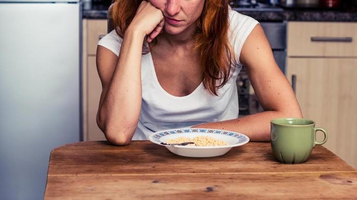Sarapan pada waktu yang tepat bisa mendukung keberhasilkan diet (Foto: Thinkstock)