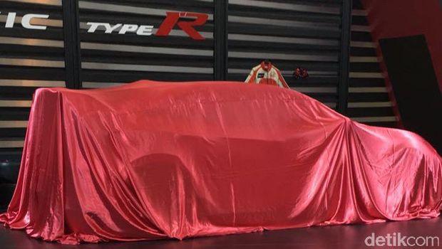 Sangar! Honda Luncurkan Hot Hatch Civic Type R