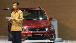 Wuling Beri Diskon Rp 3 Juta untuk Pembelian Mobil di GIIAS