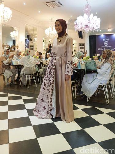 Nadiah Fatimah, hijabers yang melawan penyakit lupus.