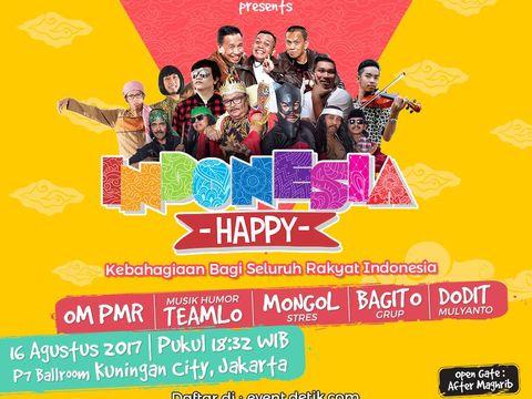 Bagito Comeback! Kebahagiaan Bagi Seluruh Rakyat Indonesia