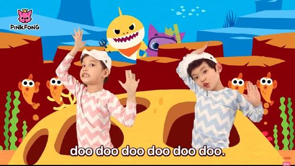 Belum Ada Musisi Indonesia Bikin Lagu Seperti Baby Shark