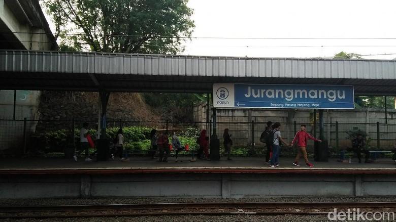 Stasiun Jurangmangu yang Katanya Mirip Amsterdam, Masa Sih?