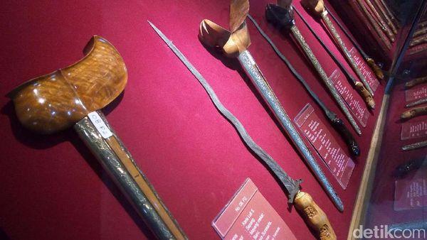 Koleksi Museum Keris Nusantara di Solo Mayoritas dari Jawa
