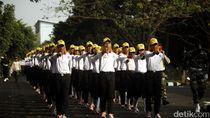 Menpora: Persiapan Paskibraka HUT Ke-72 RI Sudah 90 Persen