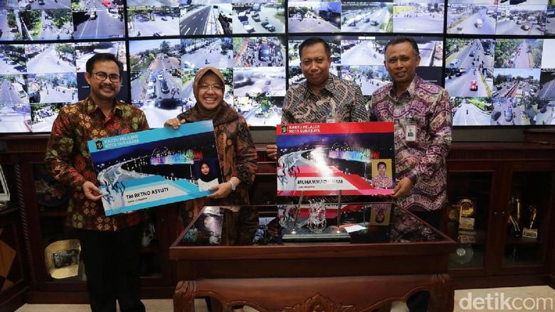 Pemkot Surabaya Tumbuhkan Kembali Minat Pelajar Gemar Menabung