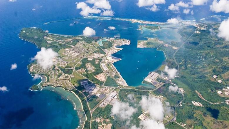 Warga Guam Hanya Punya 14 Menit untuk Berlindung dari Rudal Korut