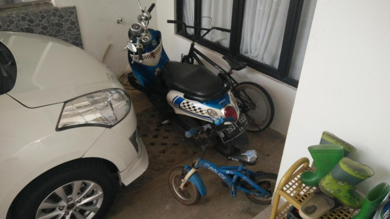 Foto: Rumah Mewah Terduga Teroris di Serpong