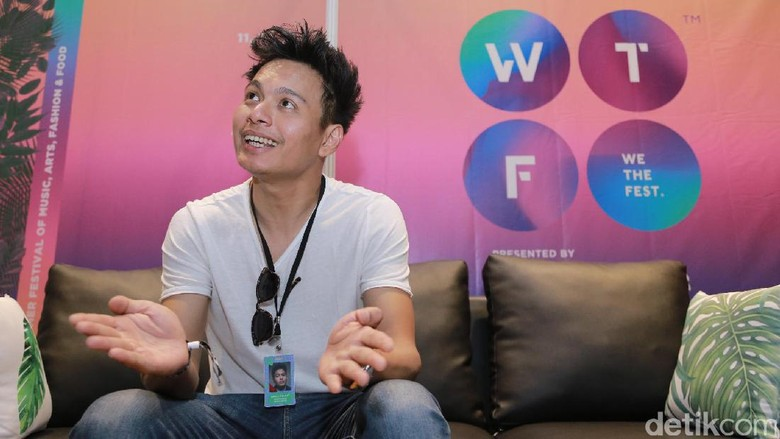 Rendy Pandugo akan Bawakan 8 Lagu Baru di WTF 2017