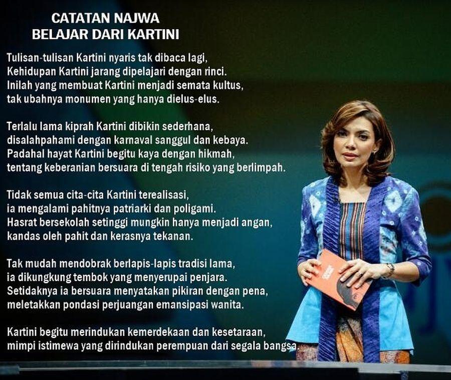 Kata Kata Najwa Shihab Tentang Cita Cita