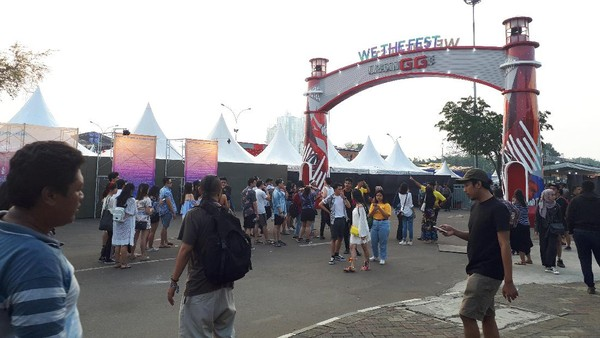 Yuk, Merapat! We The Fest 2017 Sudah Dimulai