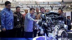 Wapres Jusuf Kalla Dijadwalkan Buka GIIAS 2019