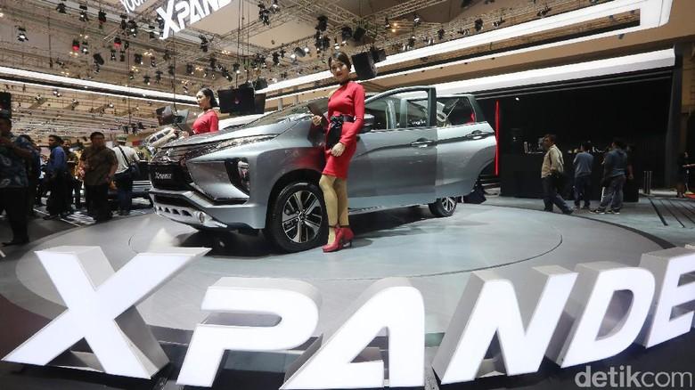 Mitsubishi Xpander (Foto: Ari Saputra)