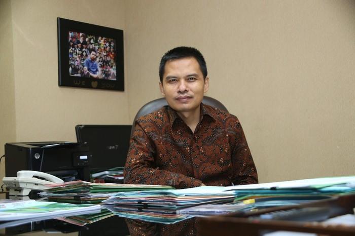 Sekjen MPR Maruf Cahyono (Dok. MPR)