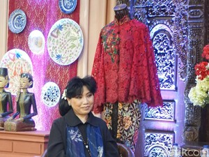 29 Tahun Berkarya, Anne Avantie Hadirkan 100 Busana di IFW